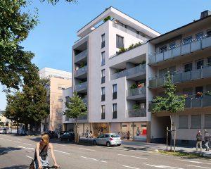 Wohnbebauung Weststrasse, Heilbronn