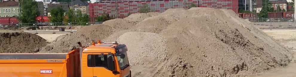 Baustart für Stadtoval Aalen