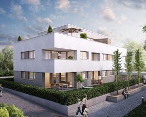 Wohnbebauung Ilshofen