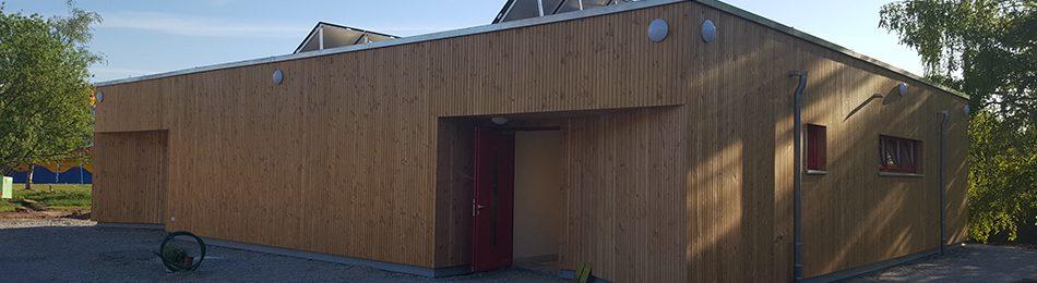 Einweihung Sanitärhaus CircArtive Hof, Gschwend