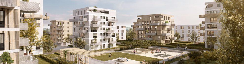2. Preis Mehrfachbeauftragung Nonnenbuckel, Heilbronn